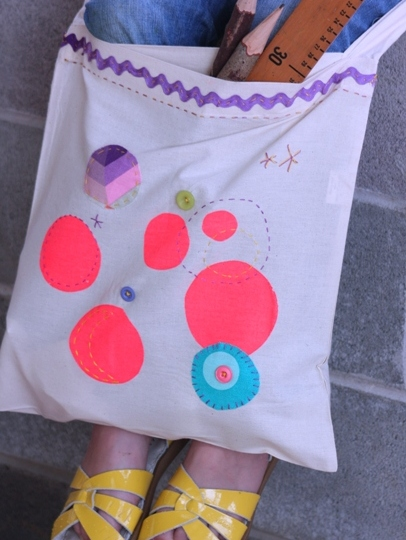 Small kids bag